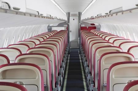 Cabina de ATR 72-600.