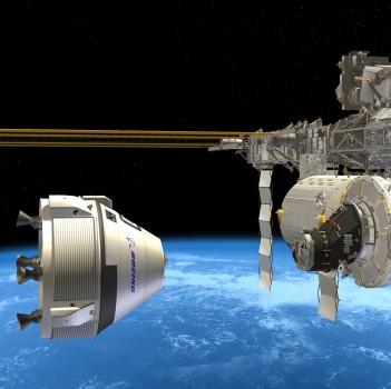 Capsula espacial de Boeing