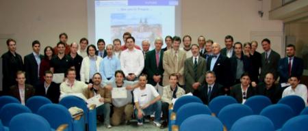 Foto de Archivo de una Pegasus Student Conference