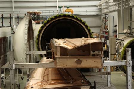 Carbures trasladará su planta de materiales compuestos de Illescas a Getafe, e incorporará un tercer autoclave.