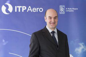 Carlos Alzola, CEO de ITP Aero.