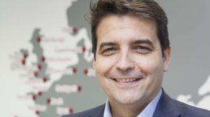 Carlos Gómez, consejero delegado de Iberia Express.