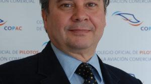 Carlos Salas decano del COPAC