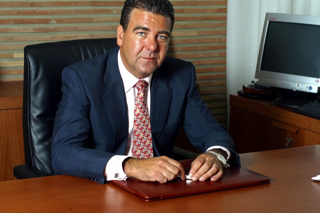 Carlos Bertomeu, consejero delegado de Air Nostrum y nuevo máximo accionista