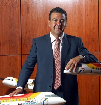 Carlos Bertomeu toma el control accionarial de Air Nostrum