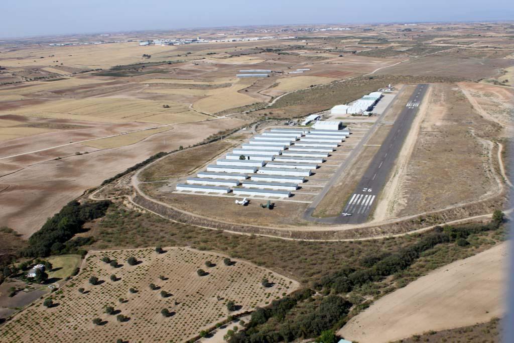 Aeródromo de Casarrubios.
