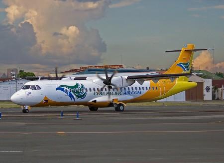 Cebu Pacific complementará sus ATR 72-500 con los nuevos ATR 72-600 de 78 plazas.