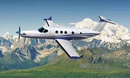 El Denali está diseñado para competir con los Pilatus PC-12 y Daher TBM 900, 930 y anteriores versiones.