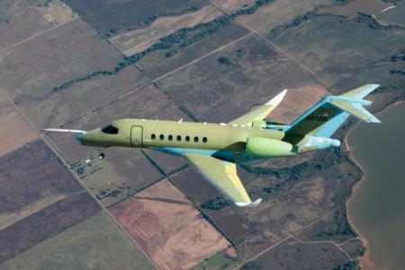 El Longitude completa la renovación de la gama de Cessna junto a los Latitude y Hemisphere.