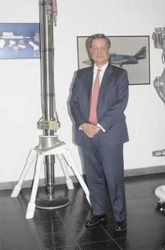 Eduardo Chamorro, director técnico y comercial de CESA, considera estratégico el mercado indio