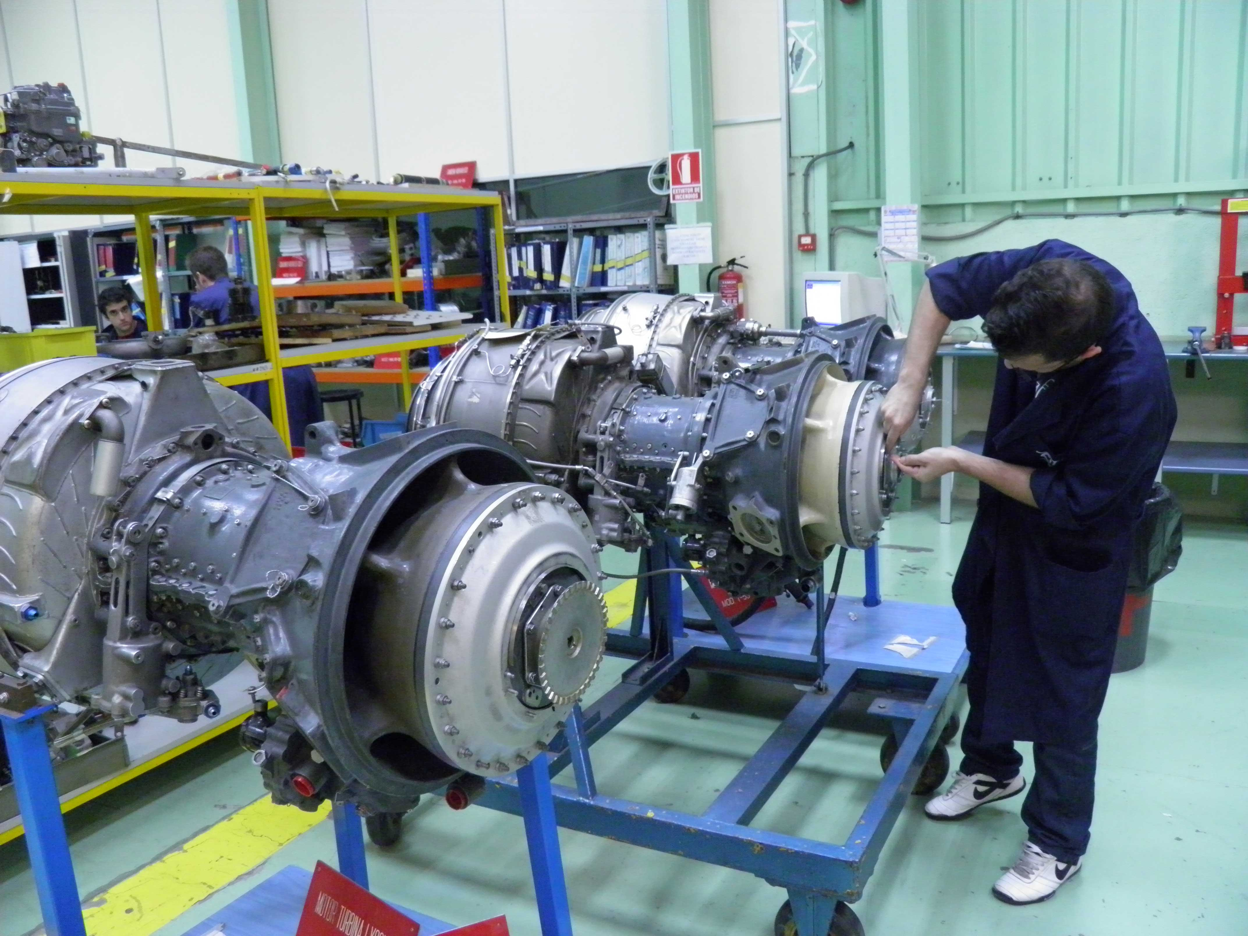 CITHE, centro de formación de técnicos de mantenimiento,organiza uan jornada de puertas abiertas el próximo 11 de junio