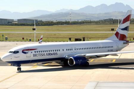 Comair opera sus Boeing 737 con sus colores, con los de su filial low cost Kulula (fácil en nguni, la lengua de, entre otras tribus sudafricanas, los zulúes ), y British Airways, con la que tiene un acuerdo comercial.