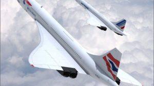 17 años después de la retirada del Concorde se sigue buscando un sustituto.