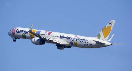 Thomas Cook compro Condor a Lufthansa y se vio obligada a mantener la marca en Alemania por su penetración.