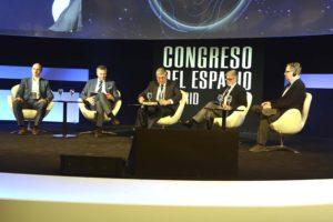 El Congreso del Espacio ha contado con varias mesas de debate en las que se ha hablado del futuro de la industria espacial española.