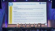 Uno de los paneles del congreso celebrado en 2019 en Washington.