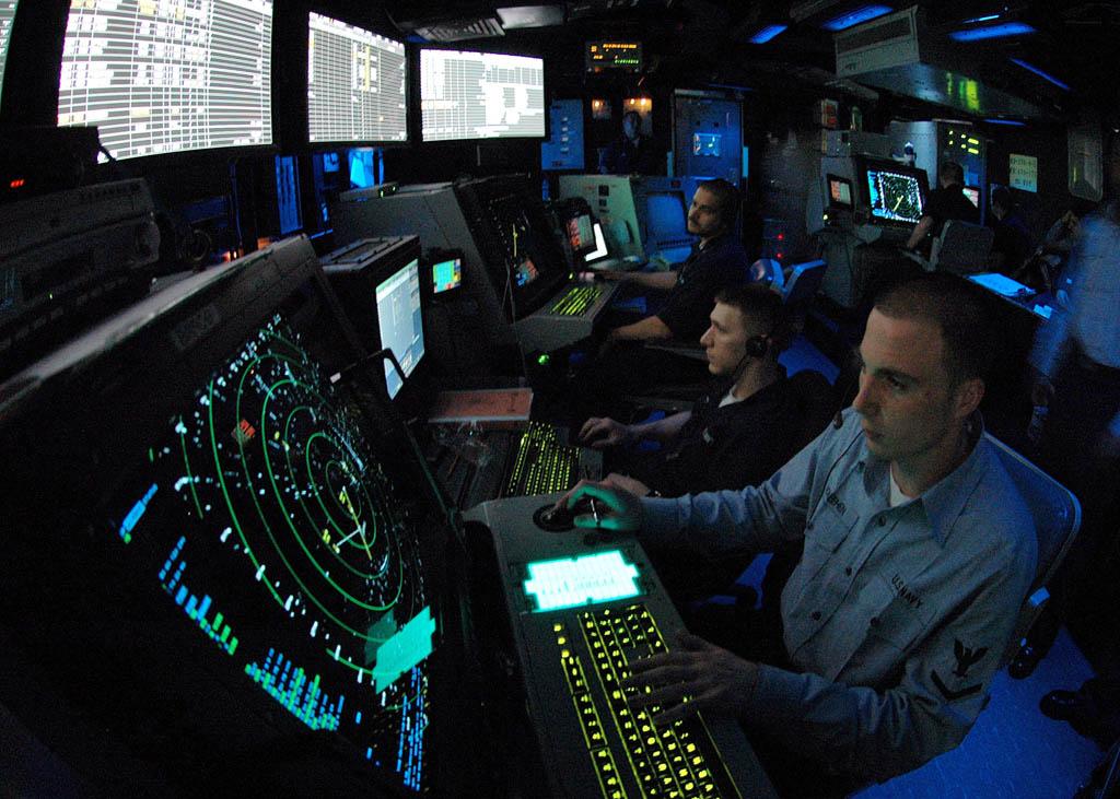Centro de control aéreo