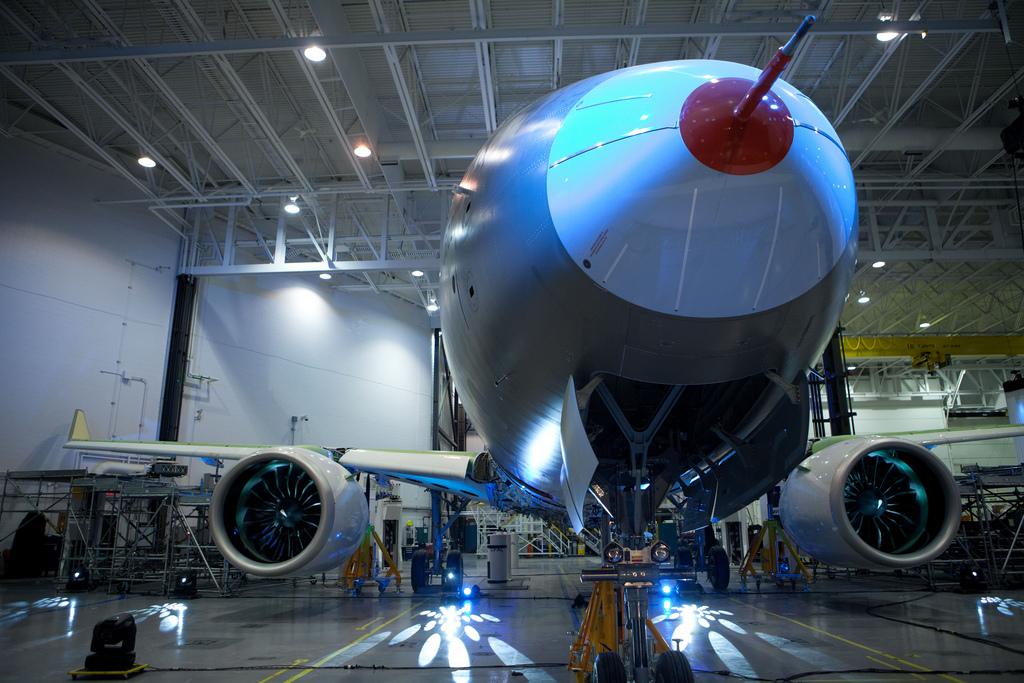 Bombardier CSeries100