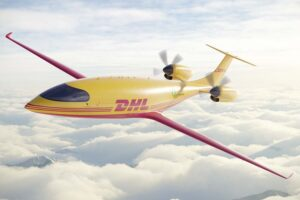 DHL se comvierte en el primer comprador del Eviation Alice.