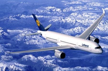 Airbus A350 de Lufthansa