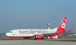 Air Berlin sorteará tresviajes para dos personas a uno de sus destinos europeos entre los que publiquen fotos de este avión en Instagram, Twitter o Facebook.