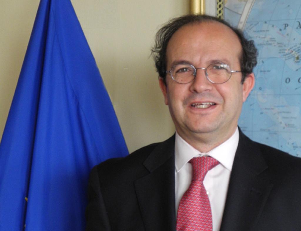 Daniel Calleja, director general de Industria y Empresa de la UE.