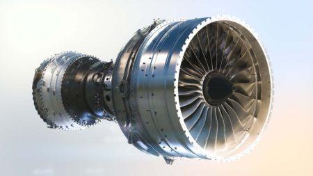 El motor Rols-Royce Pearl 10X incorpora varios desarrollos tecnológicos de última generación.
