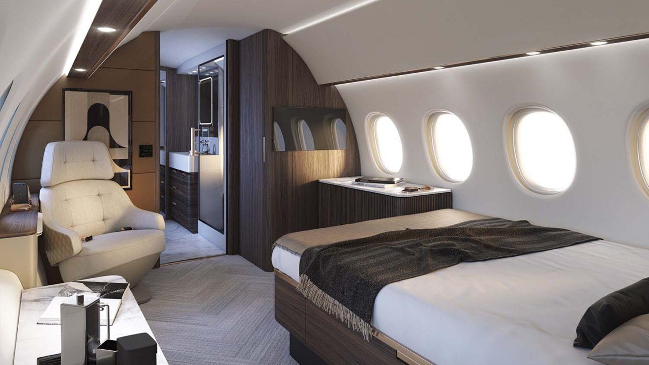 La conectividad wifi durante todo el vuelo, así como las comunicaciones son un elemento de serie.