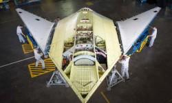 Neuron,un AUV de combate desarrollado por varias empresas europeas bajo el liderazgo de Dasault.