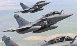 Dassault Rafale Fuerza Aérea de Egipto