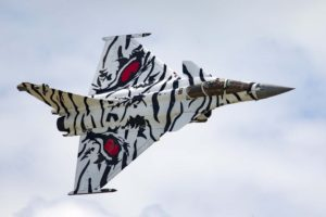 Dassault Rafale del Ejército del Aire francés.