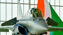 India recibe su primer Dassault Rafaleq