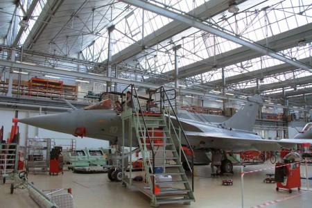 Cadena de modernización del Dassault Rafale M