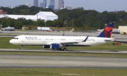 Airbus A321ceo de Delta