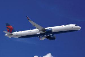 El pedido de Delta por 25 A321neo es el más importante anunciado por Airbus en abril.