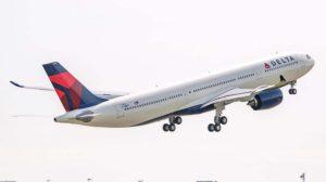 Entre las entregas de Airbus en septiembre estuvo el A330 número 1.500, un A330-900 para Delta.