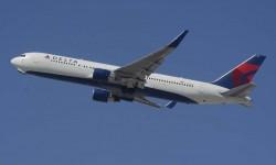Delta ha cambiado el habitual B-757 de la ruta a Málaga por un B-767 para este año 2017.