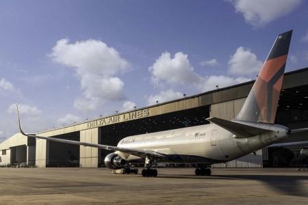 Boeing 767 de Delta.
