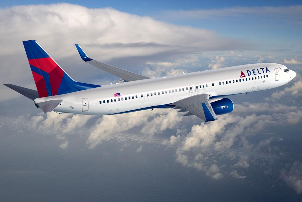 Boeing 737-900ER con colores de Delta
