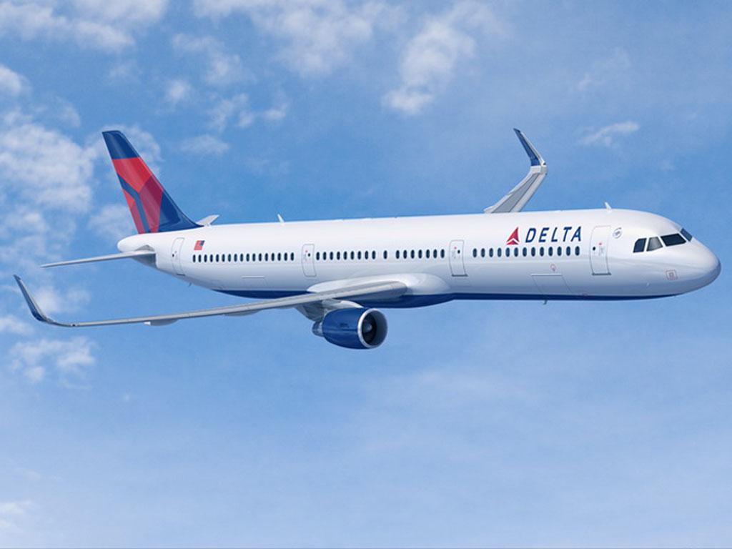 Airbus A321 de Delta