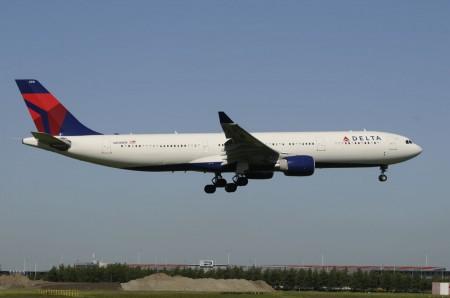 Delta incorporó el A330 tras la compra de Northwest.