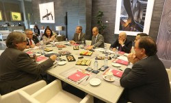 Fly News organizó un nuevo desayuno de trabajo, en este caso con representantes de la actividad espacial en España.