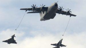 El desfile aéreo del 12 de octubre es sólo una de las muchas coordinaciones aéreas que Enaire lleva a cabo cada año al maregn del control del tráfico aéreo.