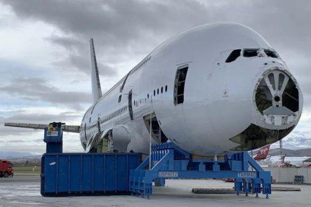 Es preciso considerar la vida completa de un avión para evaluar su impacto medioambiental.