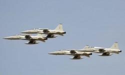El Ala 23, la Escuela de pilotos de combate con sus F-5.