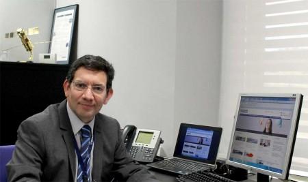 Diego Rodríguez es el nuevo director de Defensa de Sener