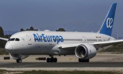 Más de un millón de pasajeros han volado ya en la flota Boeing 787-8 de Air Europa.