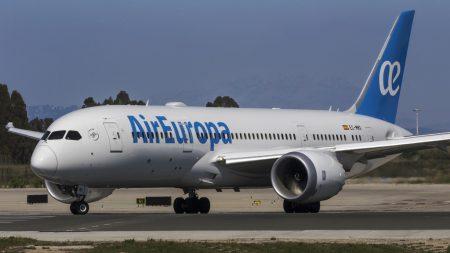 Boeing 787-8 de Air Europa