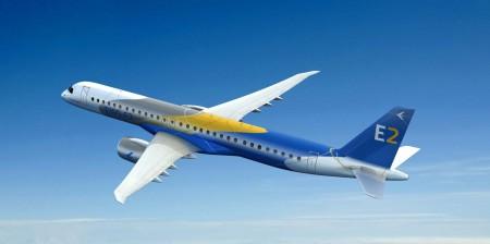 Nueva familia Embraer EJets-2