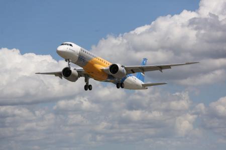 Le entrada en servicio del avión está prevista para 2019.